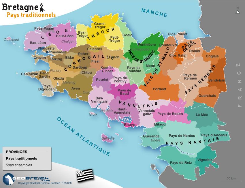 Wrenn Minasurië - Culture Bretonne